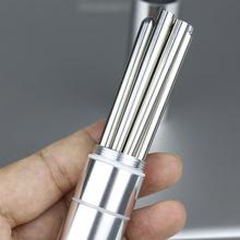 304不锈钢筷子勺子套装
