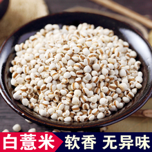 白50tyg(小)粒薏仁id仁米红豆赤豆粥原料仁薏苡仁