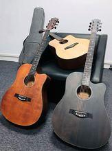新手入门单板民谣un5他初学者io专用教材41寸自学全单木吉他