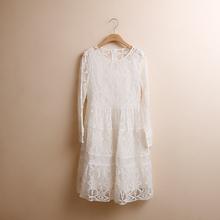 芭¥依璐20春女装新式韩款潮女中长式修un16显瘦蕾qu1l7030