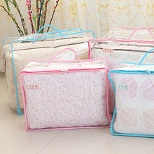 透明装up子的袋子棉ey袋衣服衣物整理袋防水防潮防尘打包家用