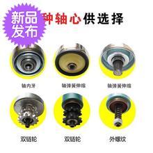 滚轴镀us不锈钢38dc动力托◆定制◆辊滚筒输送带传送