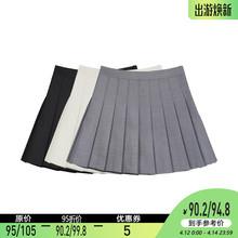 【95折】百褶裙女202