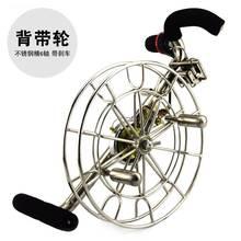 潍坊不ux钢背带轮轴ns六轴导线刹车大型软体放飞工具