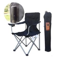 [vermo]大号户外折叠椅子帆布靠背