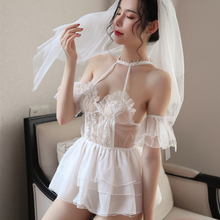 无痕内ve女无钢圈薄mo透明调整型收副乳情趣性感胸罩文胸套装