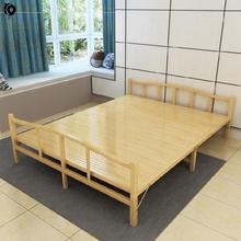 折叠床vi.2米办公es凉板陪护硬板床沙滩床夏季老式夏天。