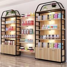 货架展vi架自由组合li陈列柜鞋店包包美容院置物架产品展示柜