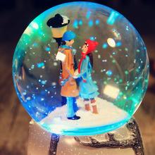 创意走vi生日礼物女la友老婆浪漫表白(小)礼品送媳妇男朋友实用