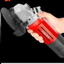 。角磨vi多功能家用ax磨机手(小)型电动手磨机抛光