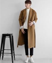 加厚保暖男装韩版新款帅气