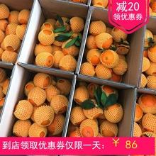 现摘伦vi脐橙秭归春lc鲜10斤整箱湖北助农水果 非20赣南