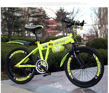 新式学vi可6/10sk岁男孩男女孩脚踏车16/20寸宝宝单车