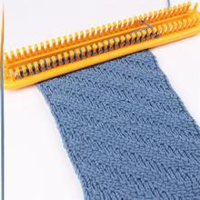 编织机vn球多功能(小)ma巾袜子羊毛衫手工手绳毛衣编织器手摇
