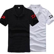 钓鱼Tvn垂钓短袖|ma气吸汗防晒衣|T-Shirts钓鱼服|翻领polo衫
