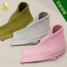 羽绒服vo脏护布袄领ac针织条纹棉男拆卸衣领女可通用贴