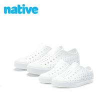 Natvqve 男女aj鞋经典春夏新式Jefferson凉鞋EVA洞洞鞋