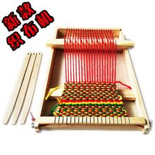 木制多vv能仿真大号hy物女孩手工编织DIY动手制作玩具