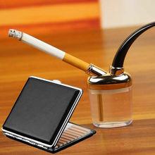 【特惠wa-5个装】jc便携水烟斗透明个性过滤水烟壶烟盒