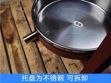 不锈钢wa油器家用手en机酒糟葡萄蜂蜜水果压榨机猪油渣压饼机