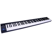 便携式wa8键智能电ke钢琴专业MIDI键盘初学者幼师成的