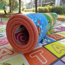 大号儿童wa卡通泡沫地rd拼图地毯铺地上地板塑料海绵垫子家用