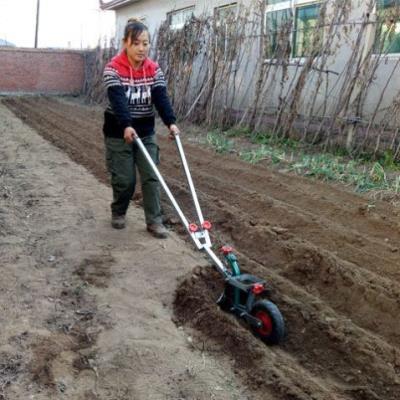 扶沟农wa农用(小)型稻nk犁沟方便起垄器开沟器农耕机械