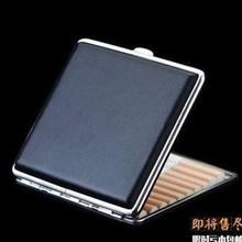 手工白wa烟盒 烟叶nk散装烟丝装烟纸便携加厚,