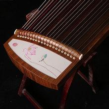 百年好筝檀木实wa演奏考级乐器