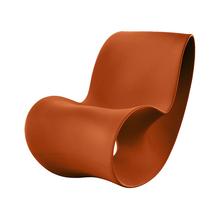 升仕 waoido er椅摇椅北欧客厅阳台家用懒的 大的客厅休闲