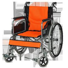 衡互邦wd椅可折叠轻ze老的手推车老年的残疾的手推车超轻轮椅