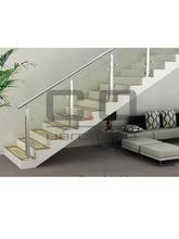 杭州3we4玻璃楼梯ri场阳台室外铝合金不锈钢栏杆立柱工程