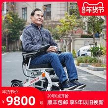 德国斯维驰电动轮椅 折叠