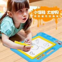 宝宝画画板儿童写字磁性绘