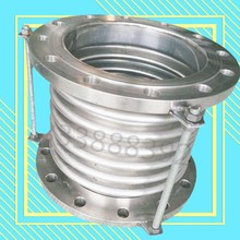 304wh锈钢工业器re节 伸缩节 补偿工业节 防震波纹管道连接器
