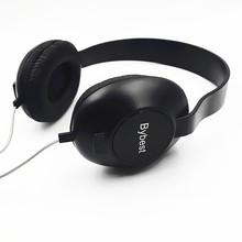 重低音wi长线3米5ng米大耳机头戴式手机电脑笔记本电视带麦通用