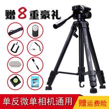 云腾6wi8三脚架 li反相机三角架 便携800D850D 200D2支架6D2