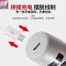 迷你可wi电电磨机手li抛光雕刻工具电动打磨机微家用(小)型电。