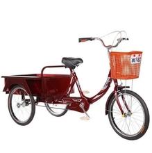 新式老wl车脚踏的力nf买菜两用成的链条自行车