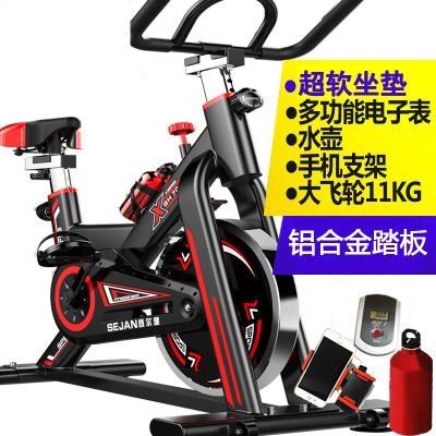 静音(小)wl家用室内自lr身房器材踏步减肥健身车