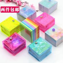 (小)号尺wl正方形印花lr袋宝宝手工星空益智叠纸彩色纸卡纸