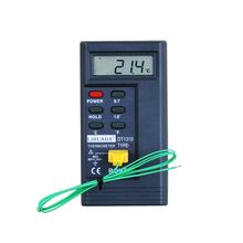 高精度wo业高温接触an1300度温度计带探头带线探针测试