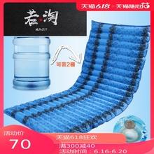 .客厅wo公室实用夏ey宽夏天枕头包边水坐垫水袋睡觉1.8m