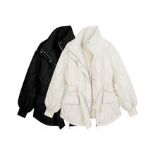VEGwo CHANld020冬新式日系气质收腰(小)个子90羽绒外套