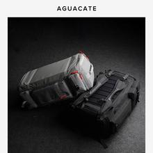 AGUACATE大容量 wo9肩背包干ld身包男女运动旅行包滑雪包55L