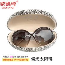 太阳镜女品牌女士新款开车旅游墨镜wo13光眼镜th晒防紫外线