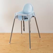 婴儿宝wq商用宝宝餐oi吃饭饭店餐桌椅叠加餐厅椅bb凳可酒店