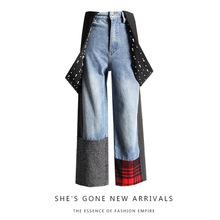 背带裤女2021春季新款