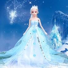 中国风wu装娃娃芭比lk蜜沉沉烬如霜锦觅同式仙女叶罗丽冰公主