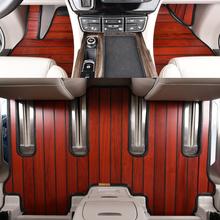 20式wu制塞纳木地de脚垫汽车7座8座专用Sienna改装配件全包围